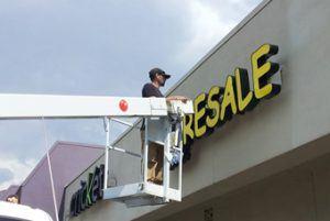 Signage Repair and Restoration Services | Brownsburg | Zionsville IN