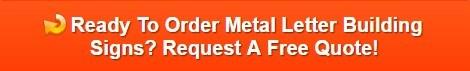 Metal Office Signs; Aluminum, Alumalite, and Dibond